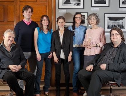 Artistas visuales premiados del 2011