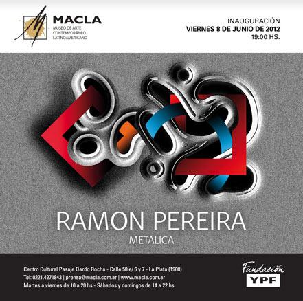 Ramon Pereira, Metalica