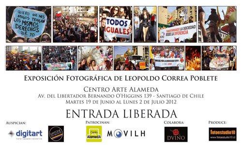 Leopoldo Correa. Salir del Closet