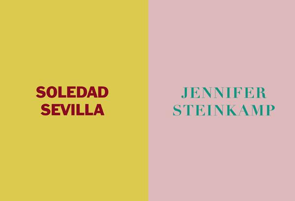 Soledad Sevilla - Jennifer Steinkamp