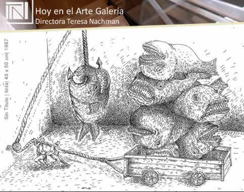 Armando Sapia, Sin título, 1987