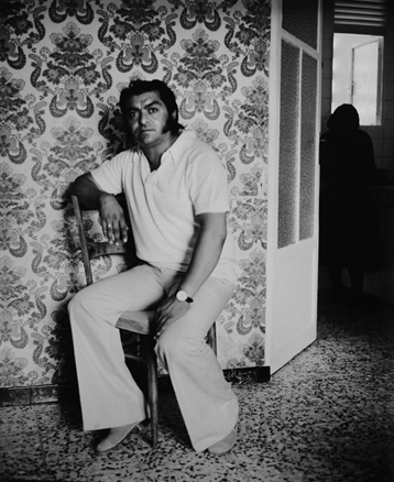 Cristobal Hara. Farruco. Sevilla 1975