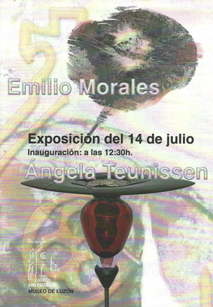 Emilio Morales - Ángela Teunissen