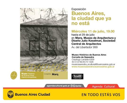 Buenos Aires, la ciudad que ya no está