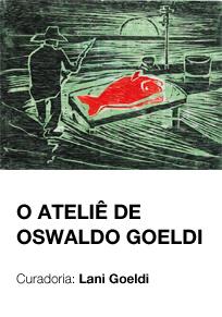 O Ateliê de Oswaldo Goeldi