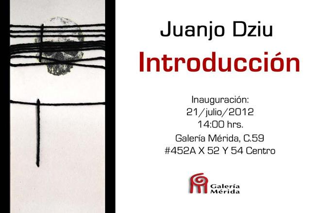 Juanjo Dziu, Introducción