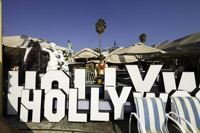 Gal Oppido, série Los Angeles, cidade ilusionista - Hollywood, 2011