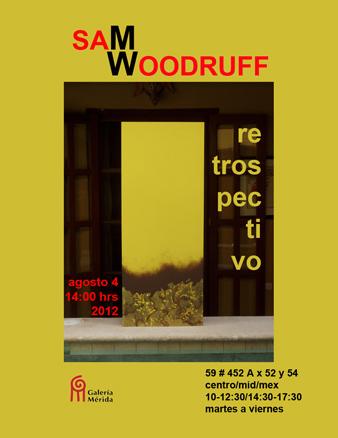 Sam Woodruff. Retrospectivo