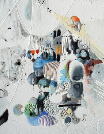 Eduardo Santiere, Europa 2012 -detalle-, 2012