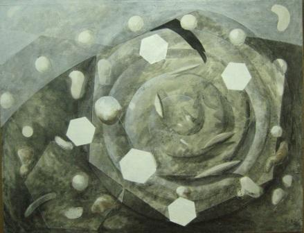 Takashi Fukushima, Luz e Sombra, 2012