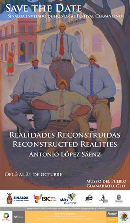 Antonio López Sáenz, Realidades Reconstruidas