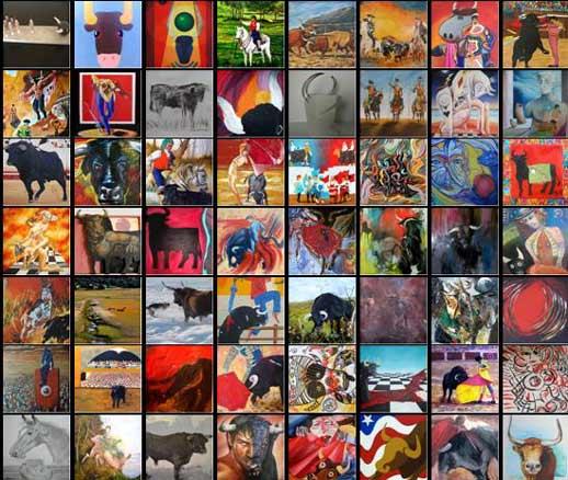 3 Encontro Internacional de Arte ao Redor do Touro