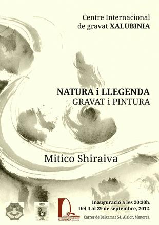 Mitiko Shiraiva, Natura i Llegenda