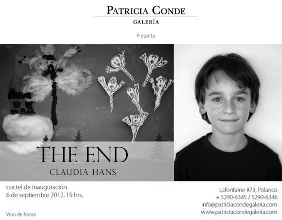Claudia Hans, The End