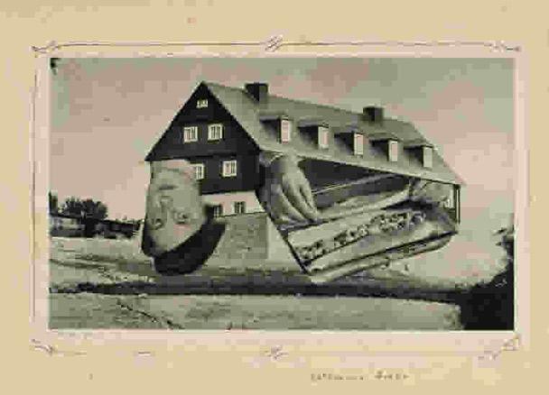 Franz Roh, Seltsame Arche, 1930