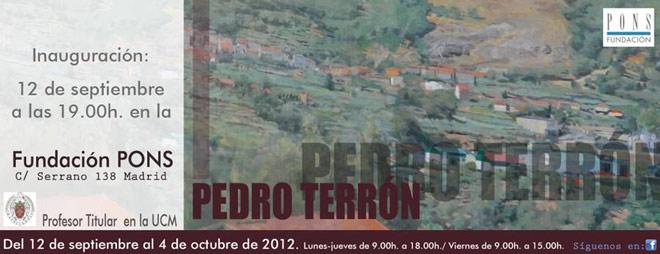 Pedro Terrón
