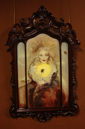 Cándido Camacho, Virgen de la cuca, 1978