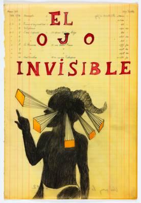 Sandra Vásquez de la Horra, El ojo invisible, 2012