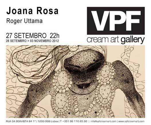 Joana Rosa, Roger Uttama
