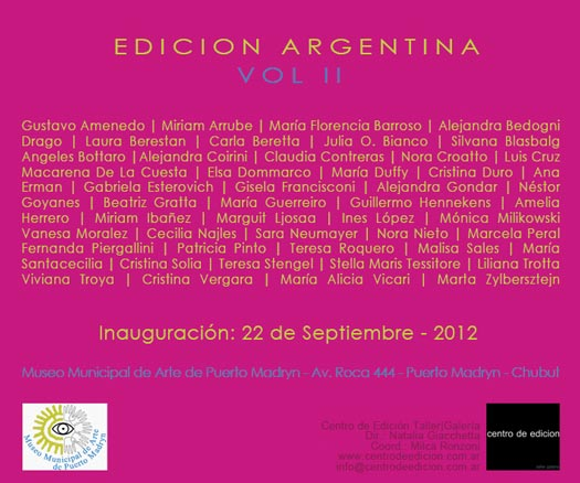 Edición Argentina. Vol. II