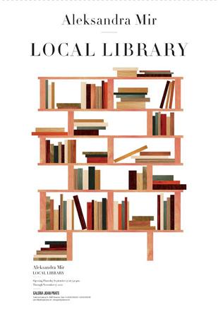 Aleksandra Mir, Local Library
