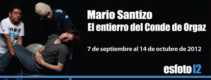 Mario Santizo, El entierro del Conde de Orgaz