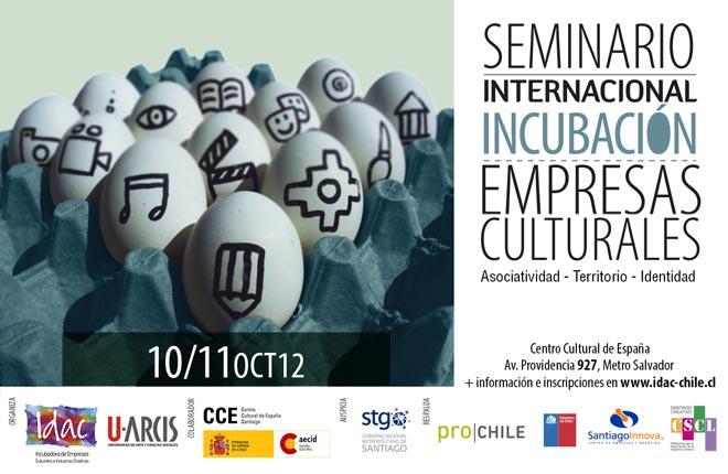 Seminario Internacional de Incubación de Empresas Culturales
