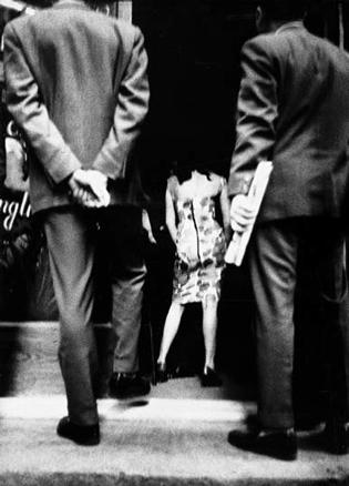 Joan Colom, El carrer, 1961
