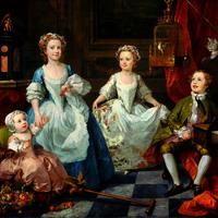 Los niños Graham, 1742
