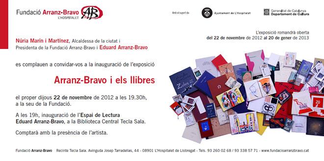 Arranz-Bravo i els llibres
