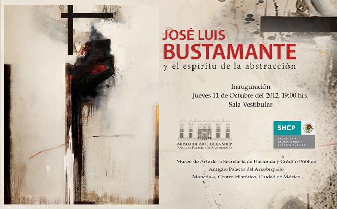 José Luis Bustamante y el espíritu de la abstracción