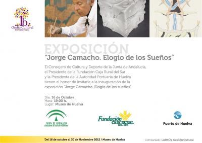 Jorge Camacho. Elogio de los sueños