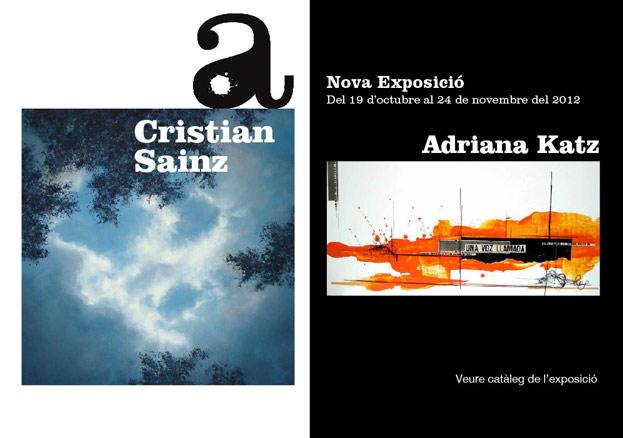 Adriana Katz - Cristian Sainz