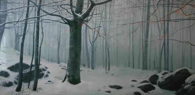 Giacometti perdido en Gorbea