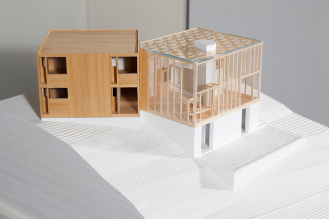 Louis Kahn, Casa Fisher