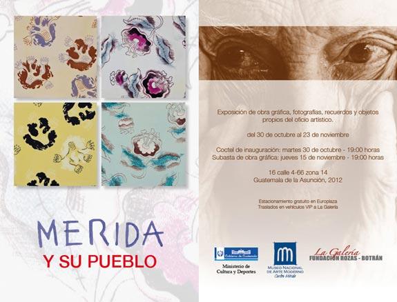 Mérida y su pueblo