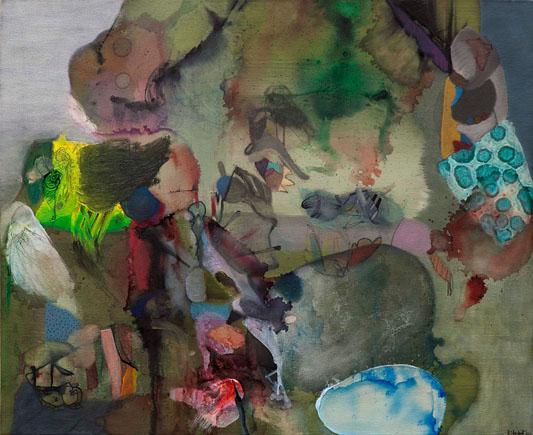 2011 - 81 x 100. mixta-lienzo