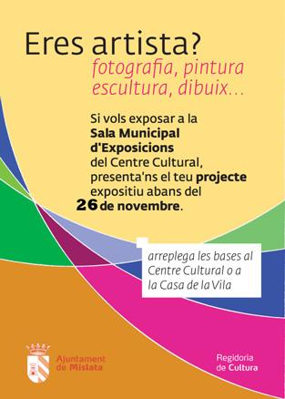 Sala Municipal de Exposiciones del Centro Cultural de Mislata