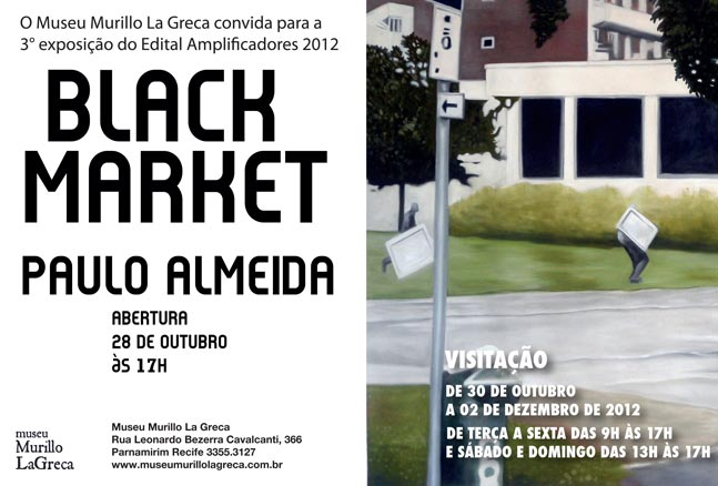 Paulo Almeida, Black Market