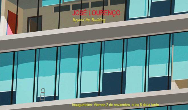 José Lourenço, Beyond the Building