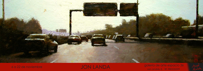 Jon Landa