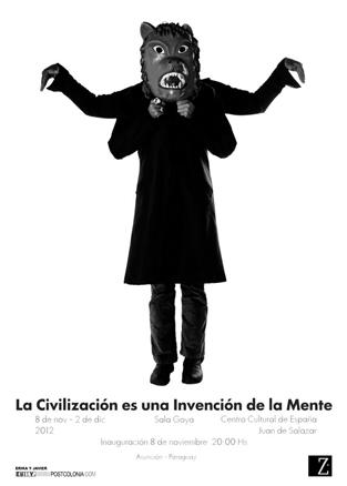 La civilización es una invención de la mente