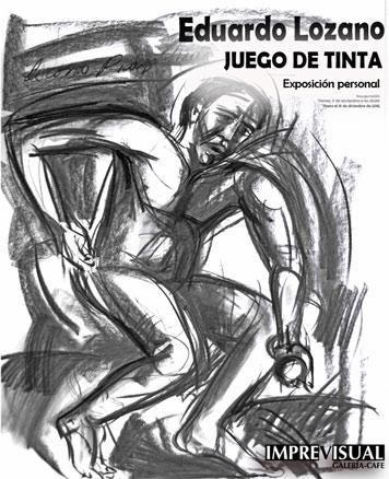 Eduardo Lozano, Juego de tinta