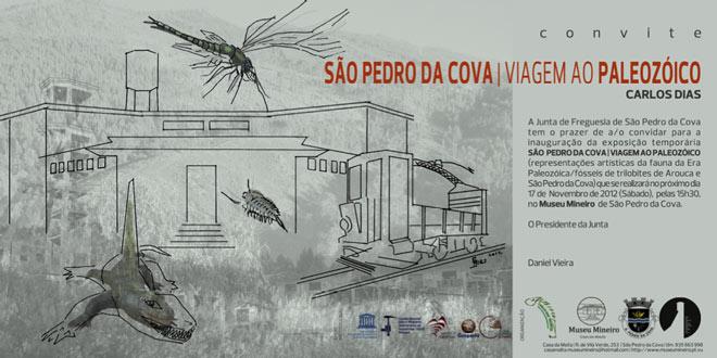 Carlos Dias, Viagem ao Paleozóico