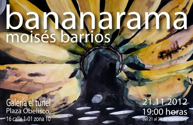 Moisés Barrios, Bananarama