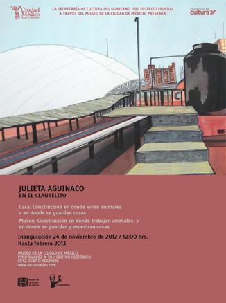 Julieta Aguinaco, En el clauselito