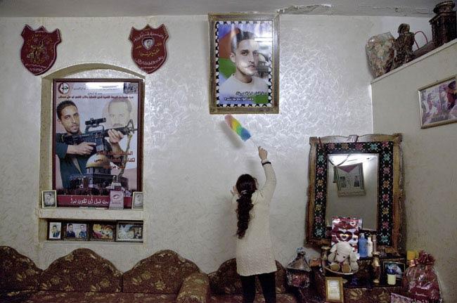 Ahlam Shibli, Sin título -Death 32-, 2012
