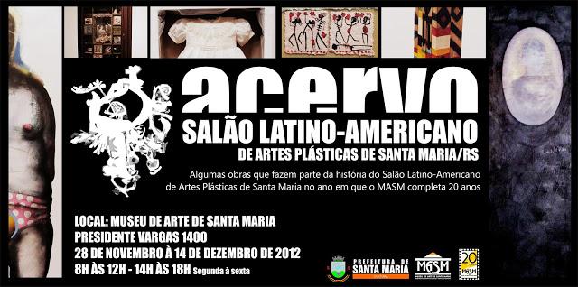 Acervo Salão Latino-Americano