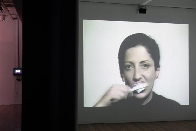 Lenora de Barros, Homenagem a George Segal