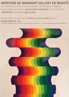 Apertura de Imaginart Gallery en Bogotá